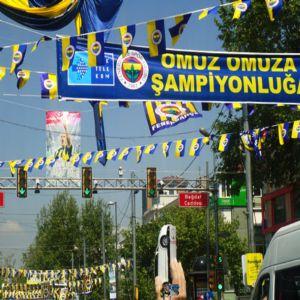 Meydan Süsleme Bayrakları
